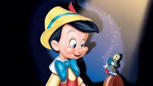 Pinocchio Bow Tie