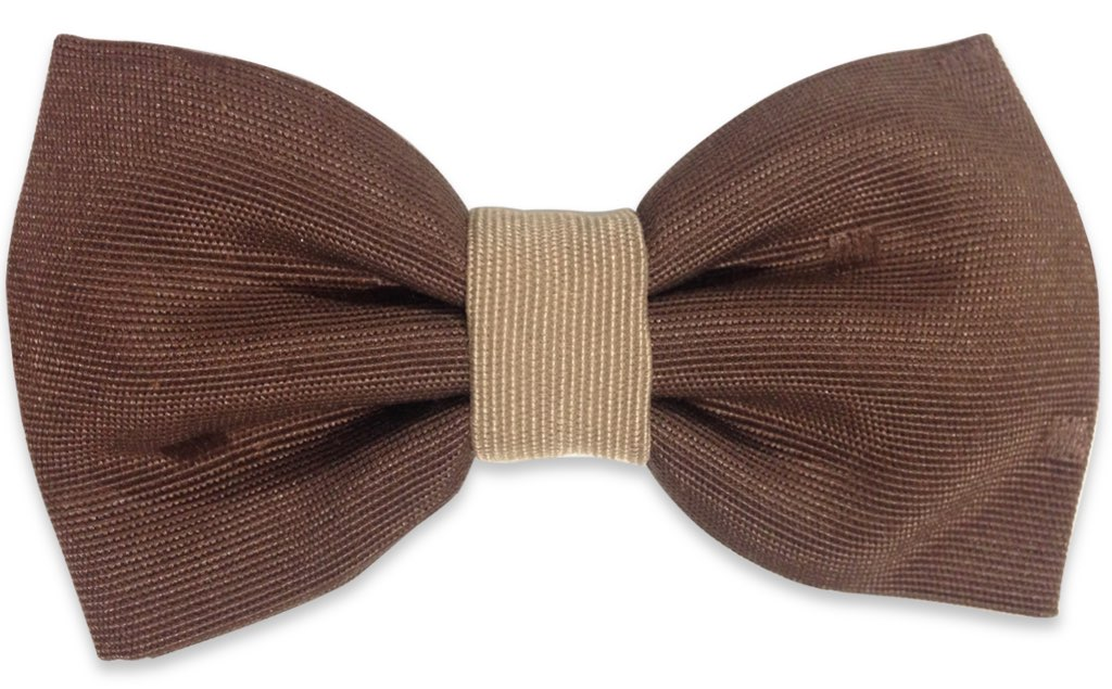 brown two bowtie model 2