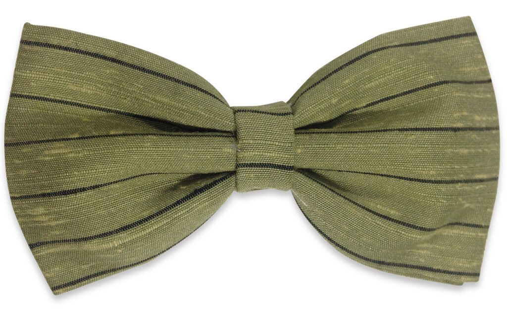 green lines black bowtie