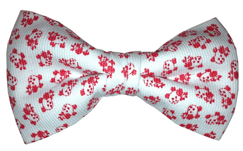 red cows bow tie
